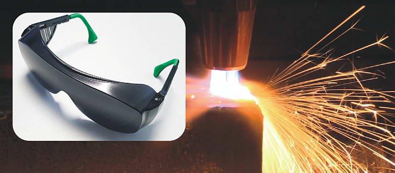 Uvex представляет очки для газовой сварки