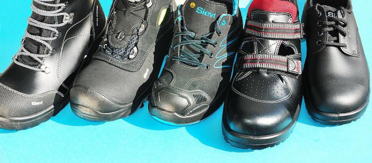 Новинки рабочей обуви Sievi в ассортименте «Техноавиа»
