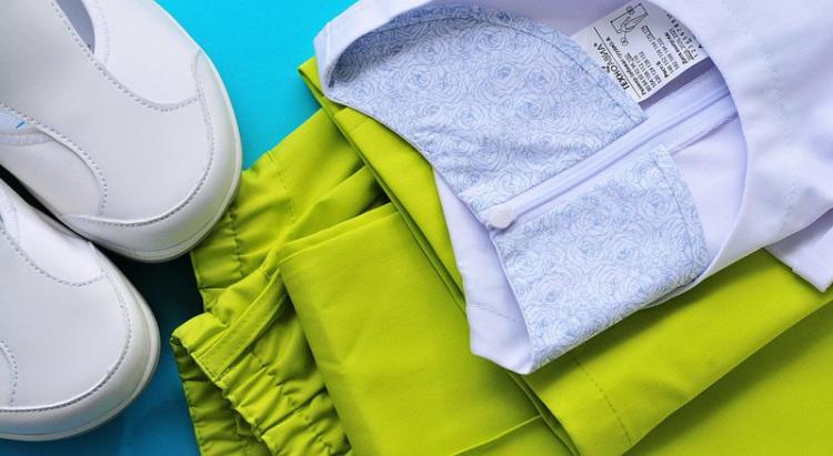 Серия медицинской одежды от Техноавиа