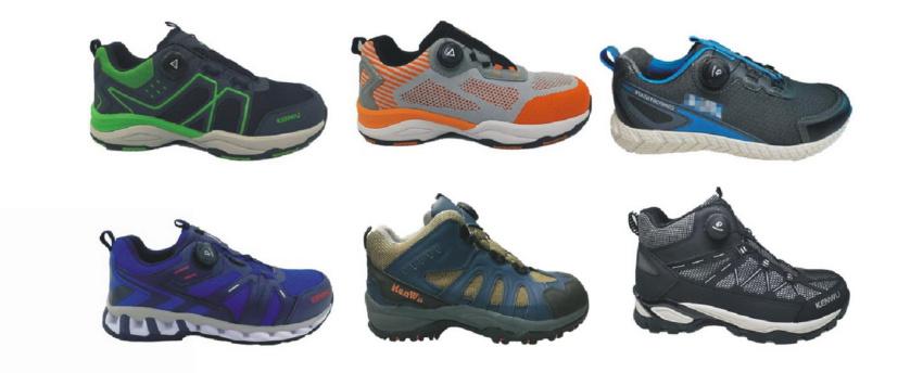 Обувные бренды, заявленные на А+А