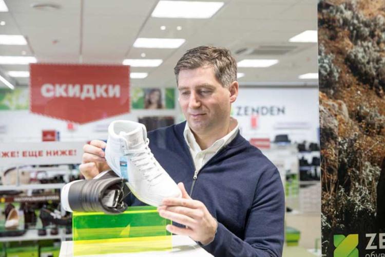 основатель Zenden Андрей Павлов