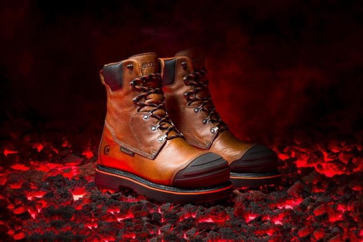 Hytest выпустила жаропрочные ботинки за $285