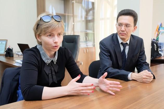 исполнительный директор Ассоциации прямых продаж Казахстана Анастасия Калашникова