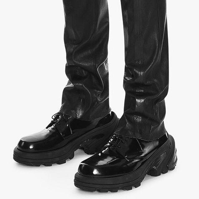 модные мужские галоши 1017 Alyx 9SM