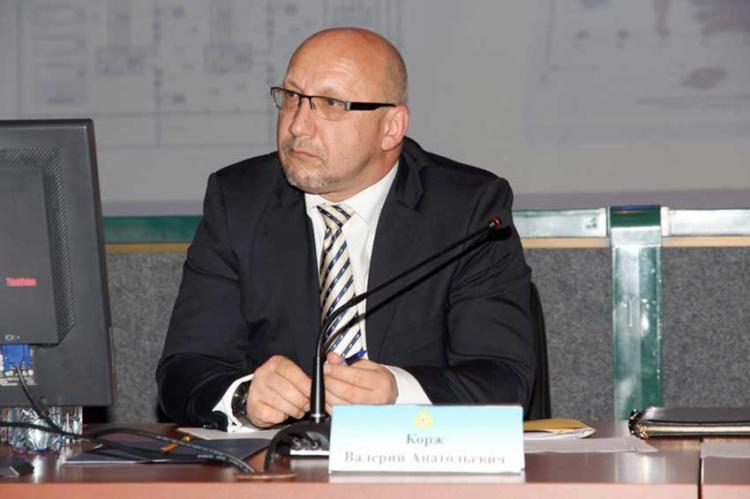 Валерий Корж Минтруд