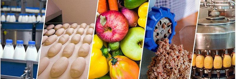 Костюмы для пищевой промышленности