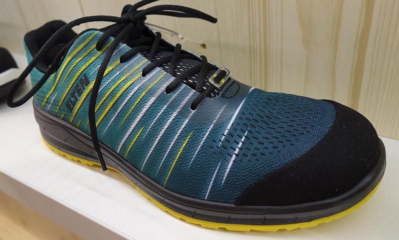 Обувь на выставке A+A