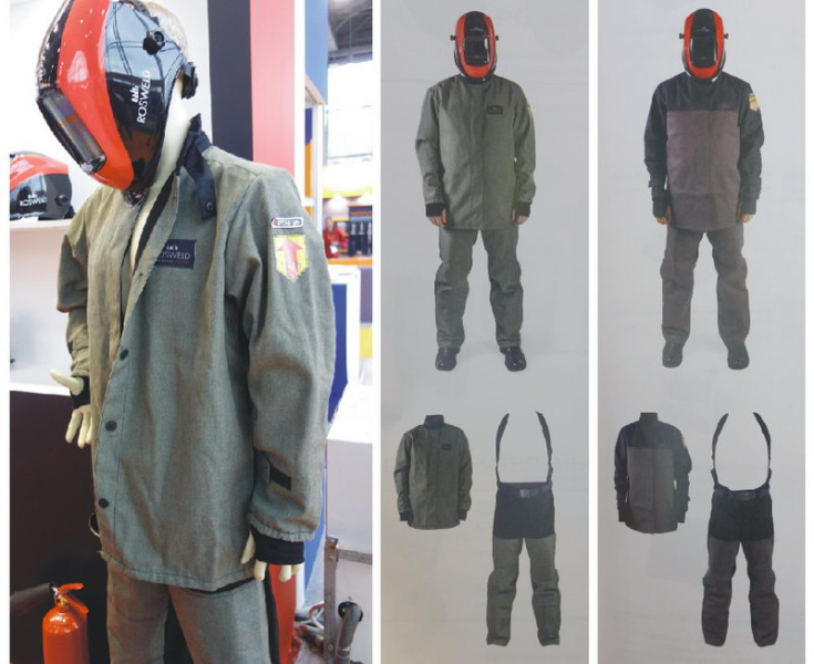 Выставка WELDEX и охрана труда: наш обзор