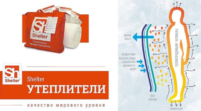 Зимний костюм «Хай-Тек» от ГК «Спецобъединение»