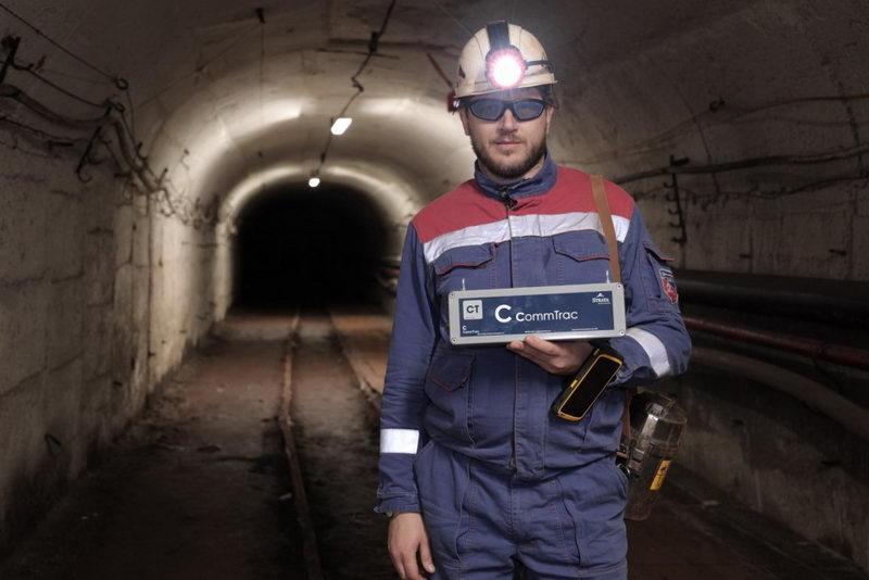 Селфи из-под земли: горняки «Северстали» смогут отправлять фото и видео с рабочего места