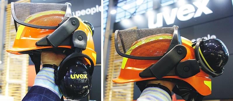 Векторы новизны: обзор моделей Uvex на выставке БиОТ