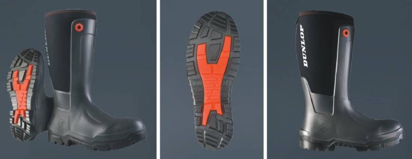 По свойствам — сапоги, по комфорту - кроссовки