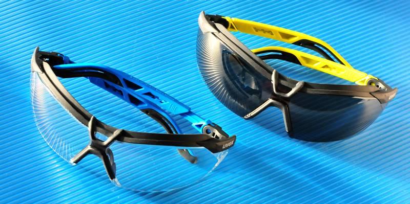 Защита и комфорт — на пятёрку: представлены новые очки Uvex i-5