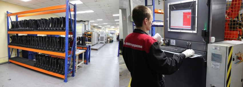 «Модерам» принимает участие в национальном проекте повышения производительности труда