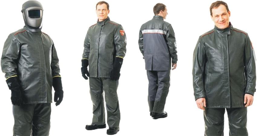 Новый костюм для сварщика «Приор-Мастер»