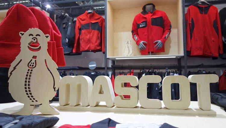 Рабочая одежда и обувь Mascot на выставке А+А