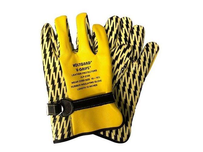 Эргономика и «цепкость»: перчатки для электриков Voltgard V-GRIPS