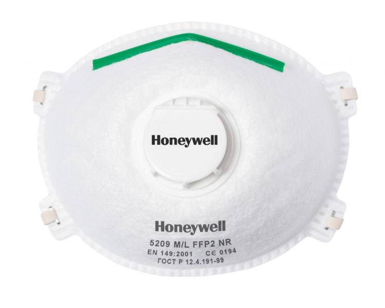 респираторы n95 honeywell