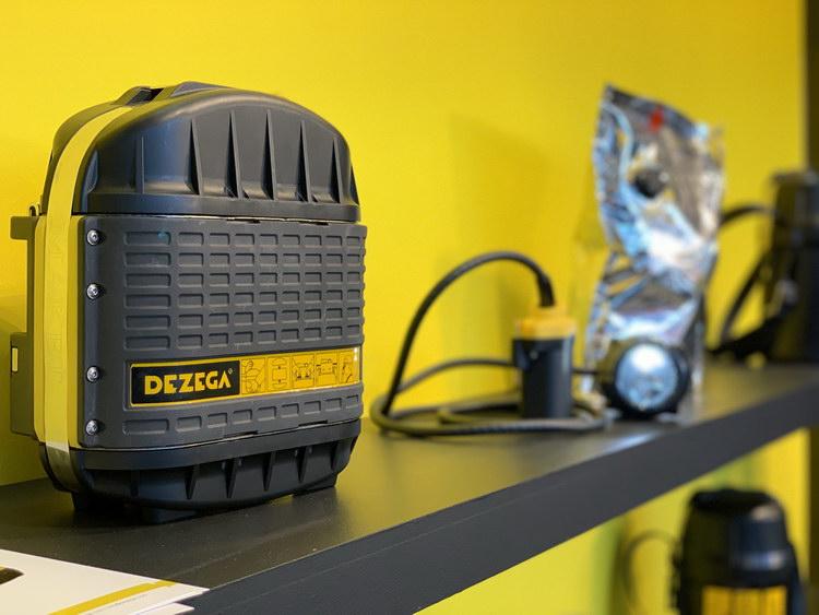 Опыт, знания, технологии: Dezega представляет самоспасатель нового поколения