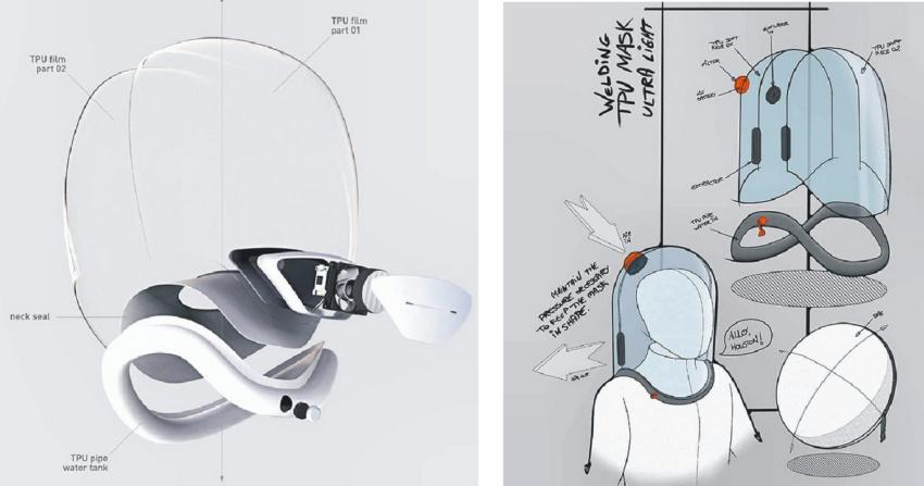 Ношение защитных масок может стать нормой человечества