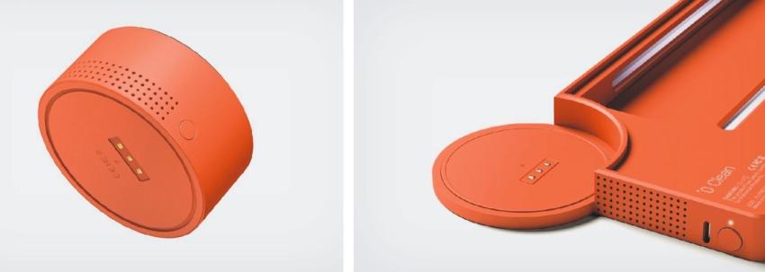 Представлен концепт устройства для обеззараживания масок