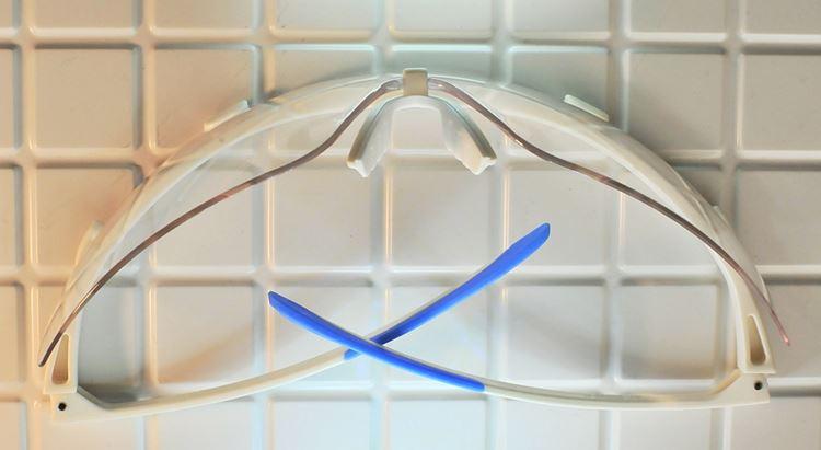 Очки Uvex CR: подходят для автоклавирования!
