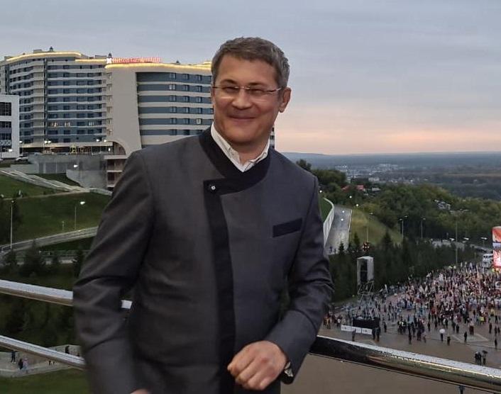 фото ИА «Башинформ»