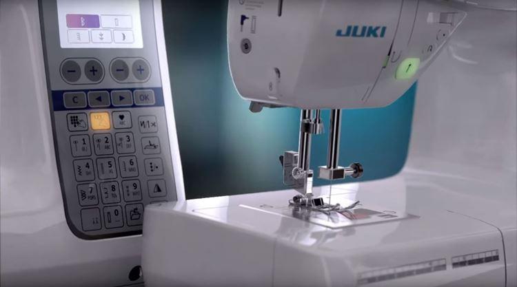 Надежные машинки Juki