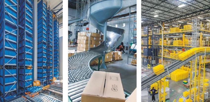 Конвейерное производство и особенности техники безопасности