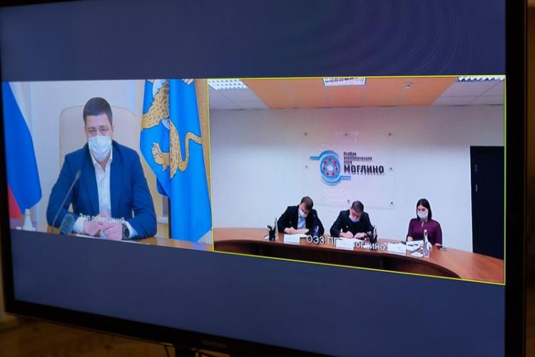 В Псковской области обсуждают проект завода нетканых материалов для СИЗ