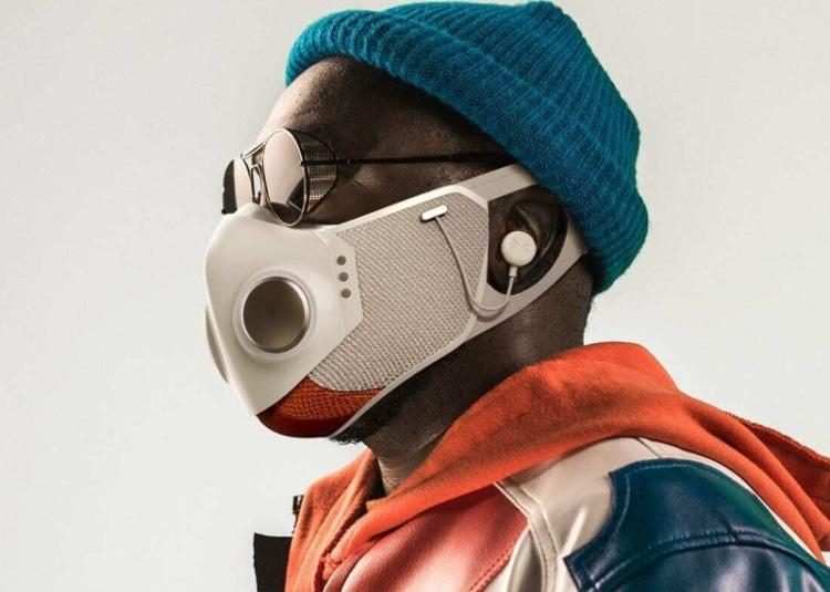 Honeywell и рэпер will.i.am создали защитную маску за $299
