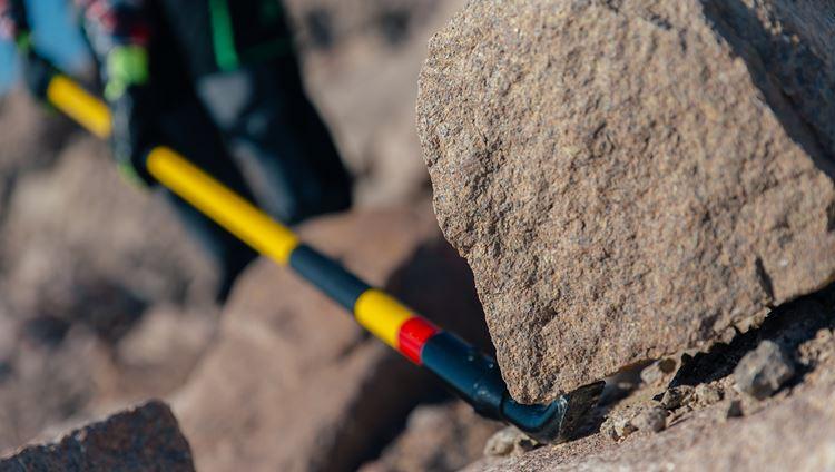 Новые модели безопасного инструмента для горнорудных работ