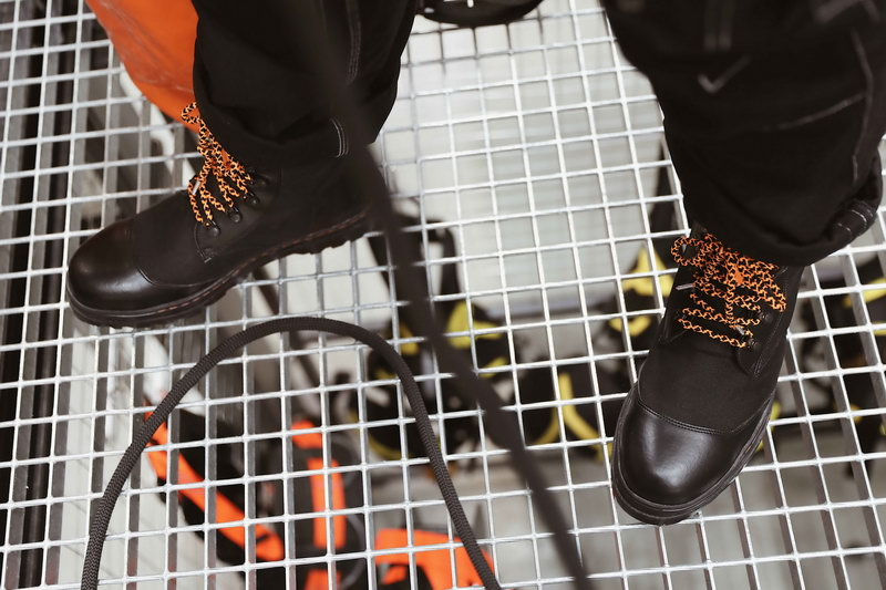 Обувь A-Series от HIGH SAFETY