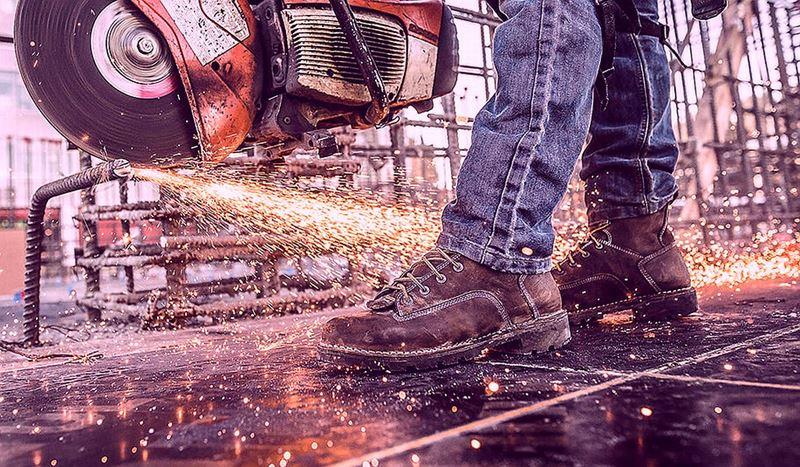 Технологии и конструкции защитной обуви