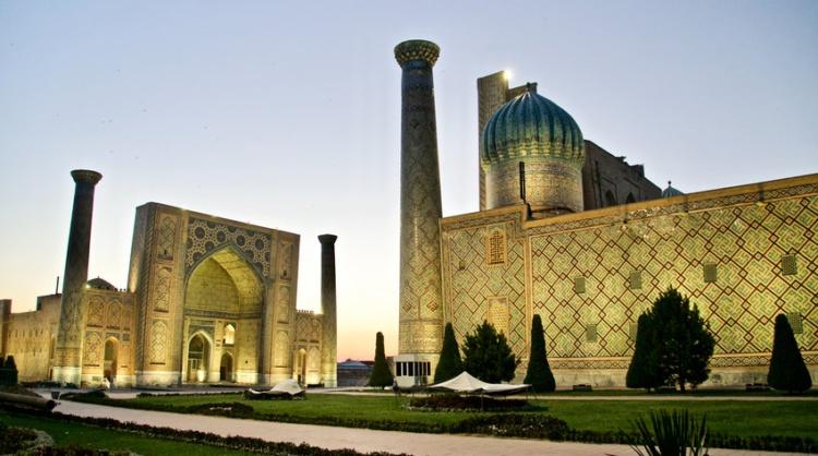 СП в Узбекистане
