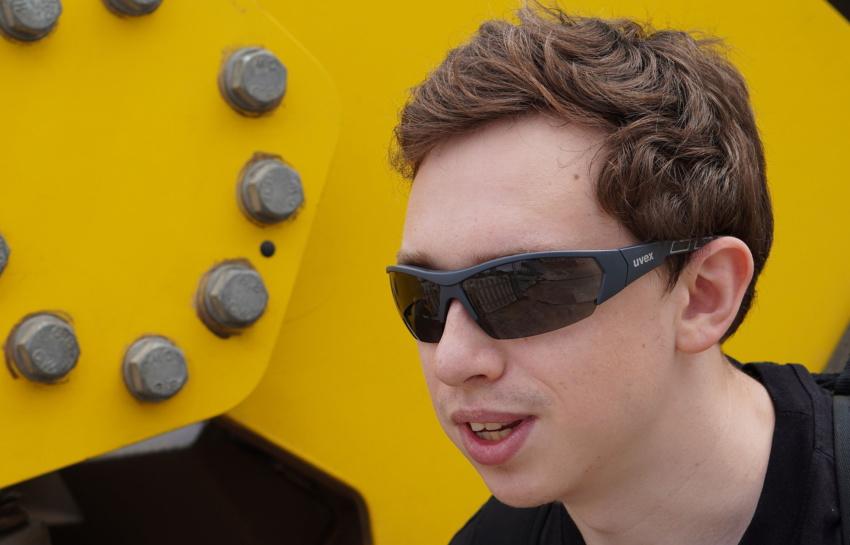 Защитные очки для лета: многообразный Uvex. Часть 2