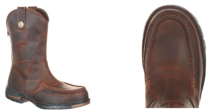 Новые модели рабочей обуви США