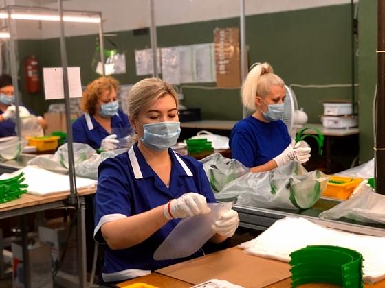 Волгоградская «Вега» запустит производство респираторов