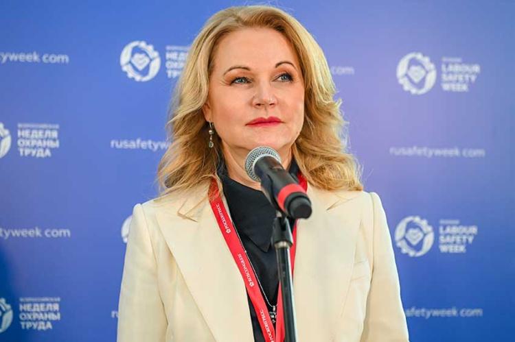 Фото: Екатерина Лызлова, Всероссийская неделя охраны труда, 2021