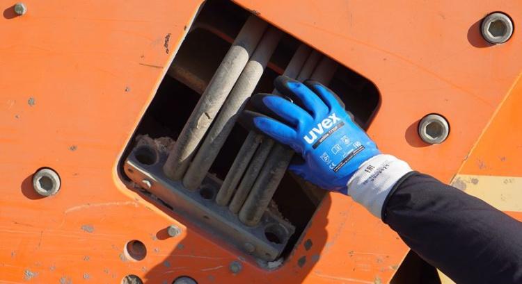 Рабочие перчатки: интеллигентные решения Uvex