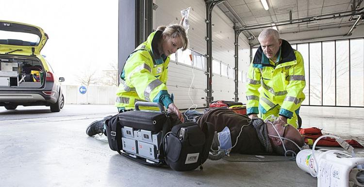 Спецодежда для работников скорой помощи